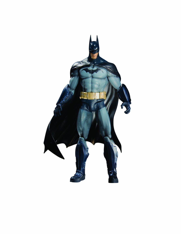 Batman  arkham asylum  batman - figur von dc neue 1.
