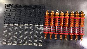 5 maxx 1 Amortisseur 5 3 3 T 2 E maxx Aluminium En D'huile amp; Traxxas qzaSw