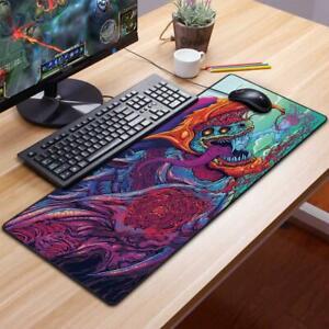 Spiele Mauspad Computer Rutschfest Naturkautschuk Anime Gamer Schreibtisch Matte