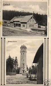 Schweidnitz 1912 Geschickte Herstellung Eulenbaude Besorgt 5928/ Foto Ak Bismarckturm