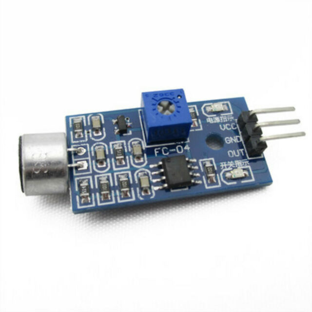 LM393 Sound Detection Sensor Module and ESPEasy as a switch