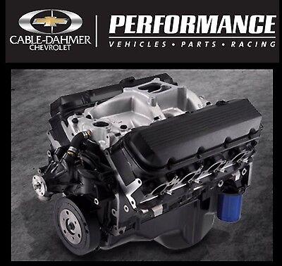 Chevrolet Performance 12568774 454 HO Engine