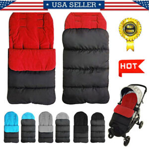 UNIVERSAL FOOTMUFF FIT PUSHCHAIR BUGGY STROLLER PRAM BABY COSY TOES FLEECE