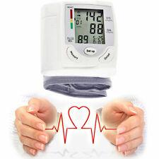 LCD Tensiomètre Numérique-Mesure-Pression Artérielle-Pouls sur Poignet-Médical