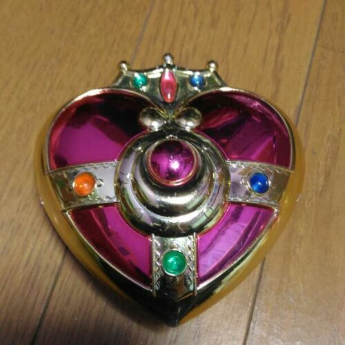 Vintage Rare toy Sailor Moon Cosmic Heart Compact From JAPAN F/S
