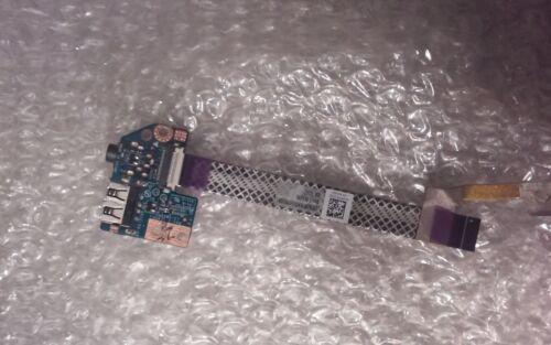 2VYFR Genuine OEM Dell Latitude E5430 Audio USB Connector Board W//Cable LS-7905P