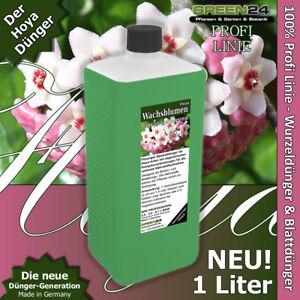 Hoya Dünger flüssig XL 1 Liter für Wachsblumen Porzellanblumen NPK Volldünger