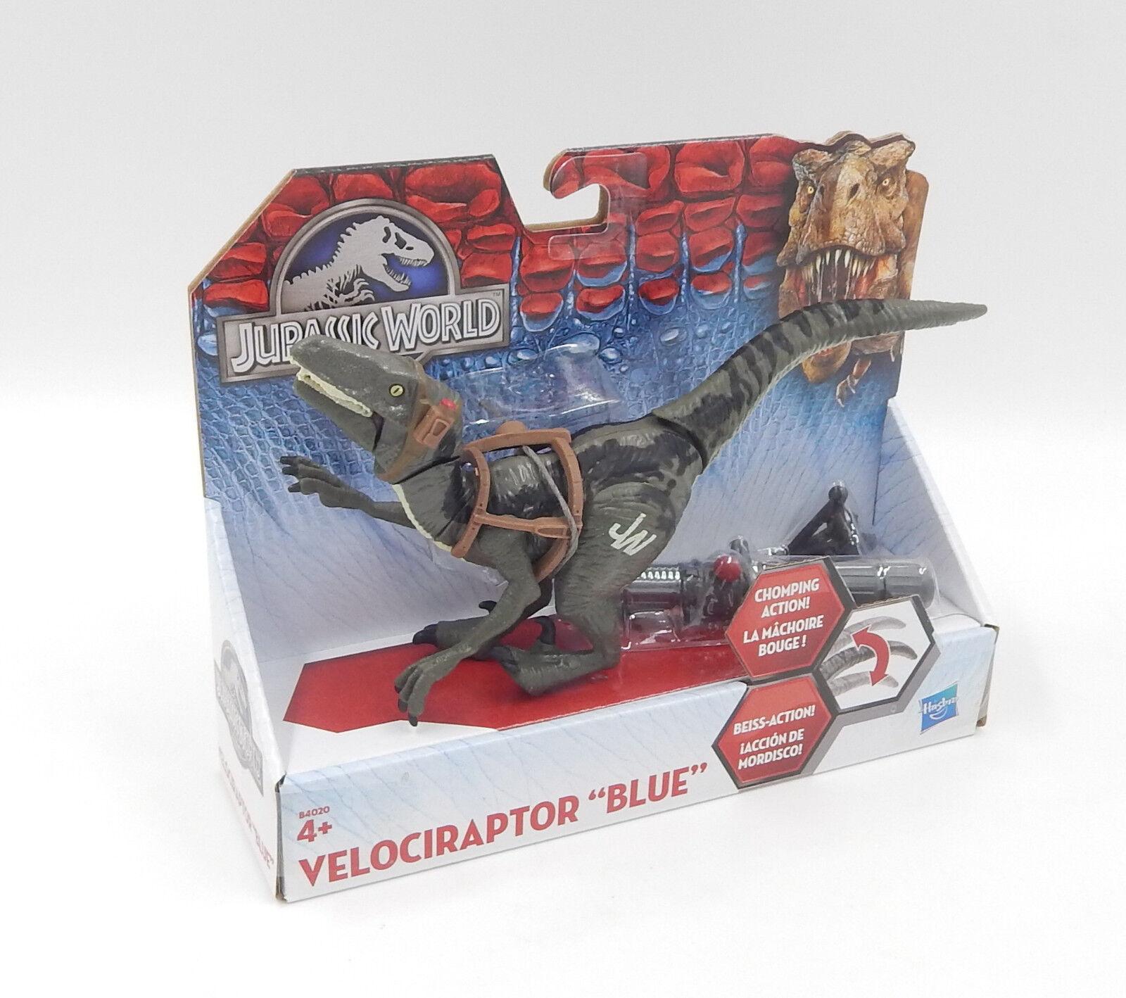 Hasbro jurassic welt   velociraptor