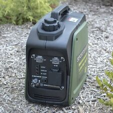 Sportsman 1000 W Quiet Portable Gas Powered Inverter Generator Home Rv Camping