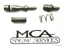 Western Fisher Snow Plow Uni Mount Poppet Check Valve Kit 49226 7630k