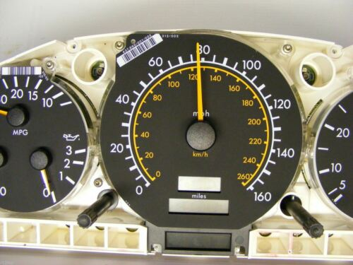 MERCEDES 1405407448 instrument clusterW140 Classe S S420 S500