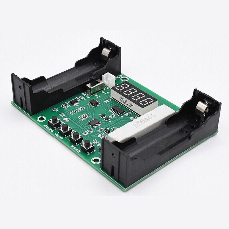 XH-M240 18650 Lithium Battery Capacity Meter Discharge Tester maH mwH digital