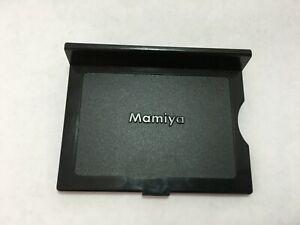 UK CAMERA DEALER| Mamiya M645 Super Prism Cover *GENUINE MAMIYA ITEM*