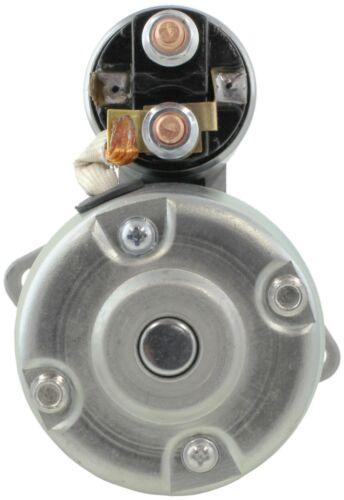 New Starter for Suzuki Samurai 1989-95 4 Cyl 1.3L M003T34781 M3T34872 M003T34872