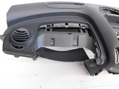 Airbag déclenché nº 2031 Tableau De Bord Smart 452 Gris geledert