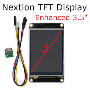 Details about Nextion Enhanced NX3224K028 - 3 5'' HMI Touch Display NEW UK  Stock UK Seller
