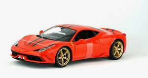 Ferrari-458-Speciale-1-18-Model-Car-Maisto-Special-Edition-New