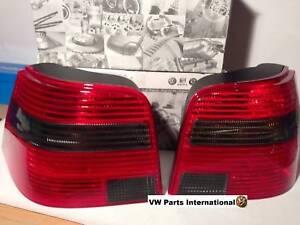 Details about VW Golf MK4 GTI R32 US Spec Rear Tail Lights Genuine New VW  OEM Parts