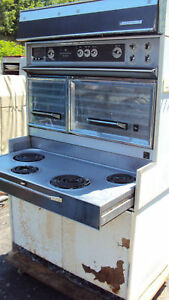 Vintage Electric Stove >> Details About Vintage Frigidaire Custom Imperial Electric Stove