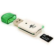 New Portable USB 2.0 Adapter Micro SD SDHC Memory Card Reader Writer Flash Drive