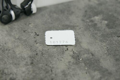 Sattelklemme 31,8mm Schwarz Schnellspanner NEU