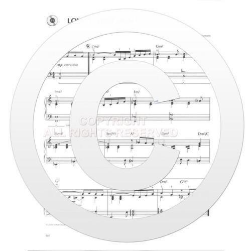 Klaviernoten Musiknoten Bar Piano Faszinierende Melodien im Barmusikstil