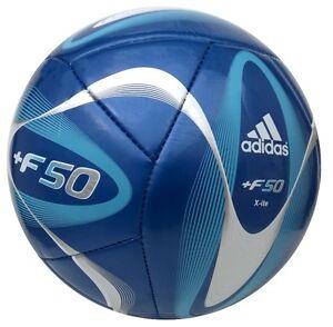 ADIDAS F50 XITE TRAININGSBALL FUSSBALL BALL = SELTENE FARBE = Fußball