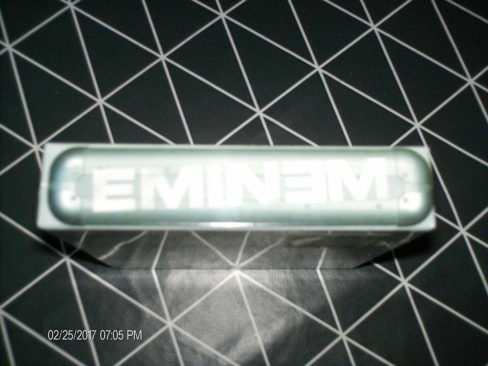 EMINEM: Eminem The Singles, hiphop