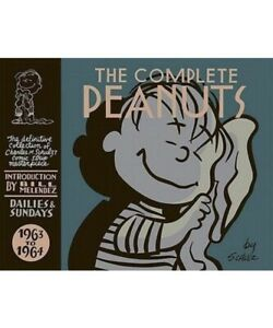 Charles-M-Schulz-the-Complete-Peanuts-1963-1964