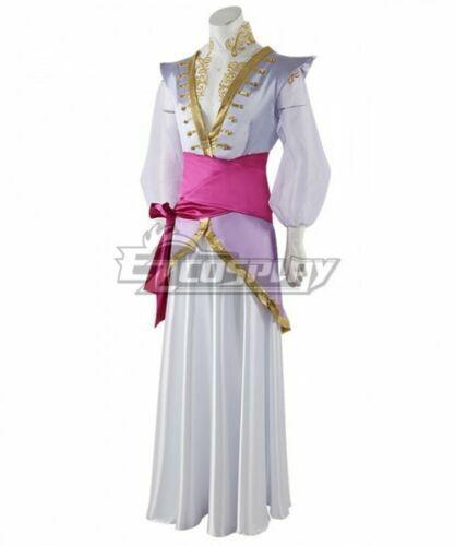 The Arcana Asra Purple Cosplay Costume  @