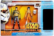 """Star Wars Reveal The Rebels Kanan & Ezra 3.75"""" Action figures + Exclusive Figure"""