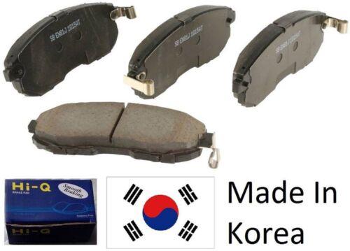 OEM Rear Ceramic Brake Pad Set For Kia Forte 2010-2013