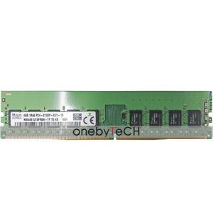 For-Hynix-4GB-1x4GB-PC4-17000E-DDR4-2133-PC4-2133P-E-288-PIN-ECC-Server-Memory