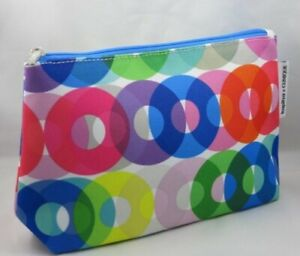 New-CLINIQUE-Kapitza-X-Cosmetic-Case-Cosmetic-Bag-Makeup-from-USA-Circles