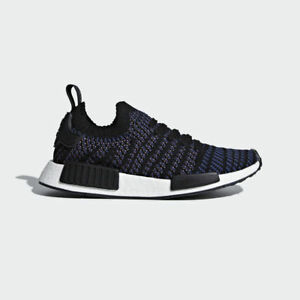 b8adc34f9 Image is loading Adidas-WOMEN-ORIGINALS-NMD-R1-STLT-PRIMEKNIT-SHOES-