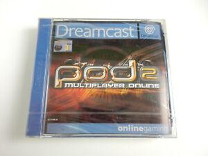 POD 2  für Sega Dreamcast - CIB - Neu in Folie !