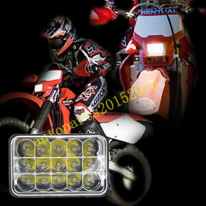 Details about LED Conversion Headlight Lamp For Honda XR250 XR400 XR650  Suzuki DRZ Bright
