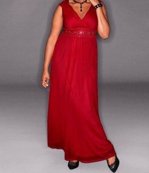 Evening Dress M.I.M. evening red Size 42 NEW