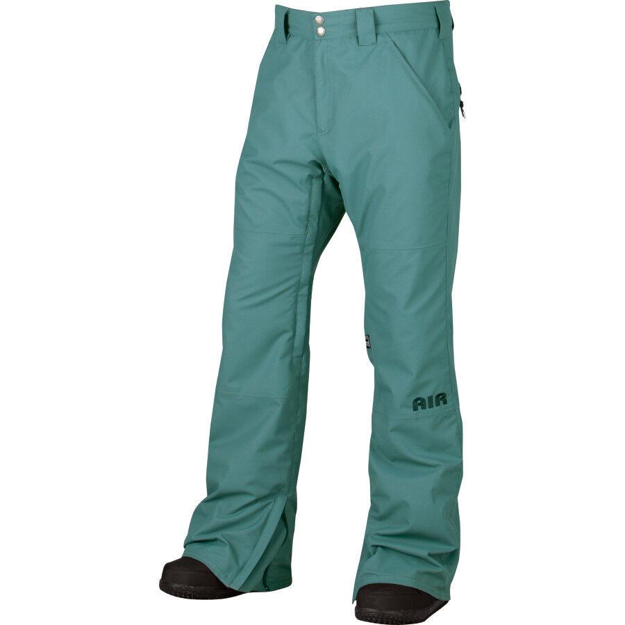 AIRBLASTER Freedom Stiefel WATERPROOF Breathable SNOW BOARD Ski PANTS Men sz XL New