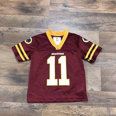 DeSean Jackson Jersey Washington Redskins Youth Kids Size 2T Maroon #11