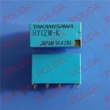 10PCS RELAY TAKAMISAWA/FUJITSU DIP-8 RY12W-K RY12W 12VDC 12V DC12V DC12