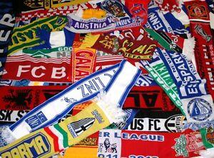 Schal-Scarf-Panathinaikos-Athen-RSC-Anderlecht-S-nderjyskE-Fodbold-Galatasaray