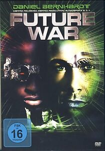 Future War ( Action-Sci-Fi ) mit Daniel Bernhardt, Robert Z'Dar, Ray Adash NEU