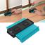 Sigmago 2019 Contour Gauge Duplicator丨Ruled Contour Duplication Gauge丨5 Inch,