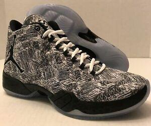 save off f8e6b a6c34 Details about Nike Air Jordan 29 XX9 BHM White Black History Month 727133  110 Size 15
