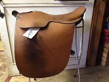 "ROSSI CARUSO Lane Fox CUTBACK Saddle 19"" Brown *GC*Saddlebred-Morgan Tenn Walker"