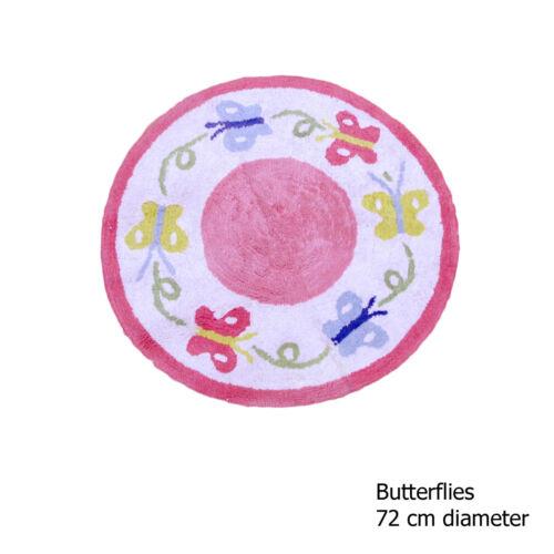 Sample Kids Children Girls Boys 100/% Cotton Floor Bedroom Rug Mat Display EX