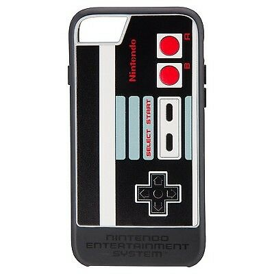 buy popular 15934 7ca8e Apple iPhone 6/7 Nes Controller Official Genuine Nintendo Cell Phone Case  Cover