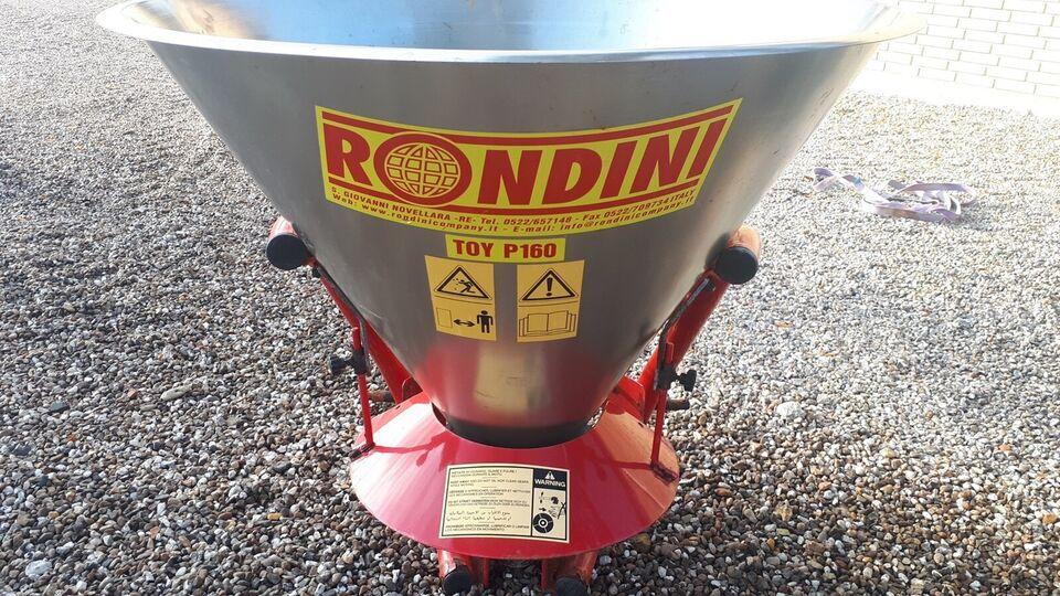 Saltspreder, rondini p160