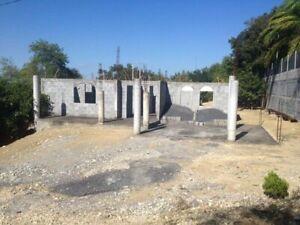 TERRENO EN VENTA EN POBLADO EL FRAILE CON CASA EN CONSTRUCCION
